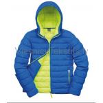 Snow Bird jaka - vīriešu / zila + zaļa odere