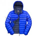Snow Bird jaka - vīriešu / Zila + tumši zila odere