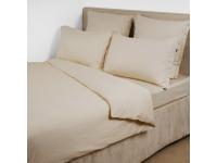 Vienkrāsainā gultas veļa