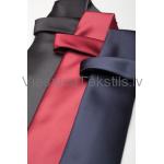 kaklasaite, satīna